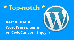 Best WordPress Plugins on CodeCanyon