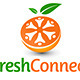 Fresh Connect Logo - GraphicRiver Item for Sale