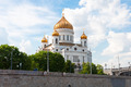 Christ the Savior Cathedral - the main attraction in Moscow, Russia - PhotoDune Item for Sale
