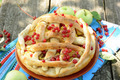 Apple cake with cherry - PhotoDune Item for Sale