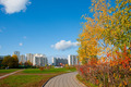 Autumn in Moscow, Russia - PhotoDune Item for Sale