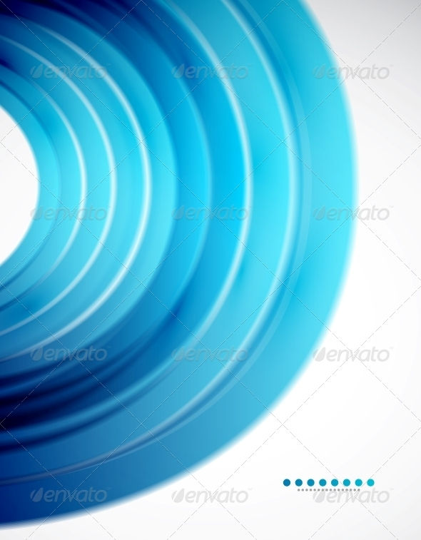 GraphicRiver Abstract Circles Vector Background 3595250