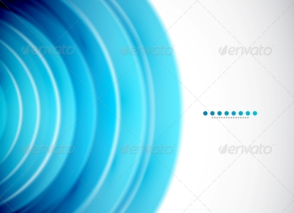GraphicRiver Abstract Circles Vector Background 3595264