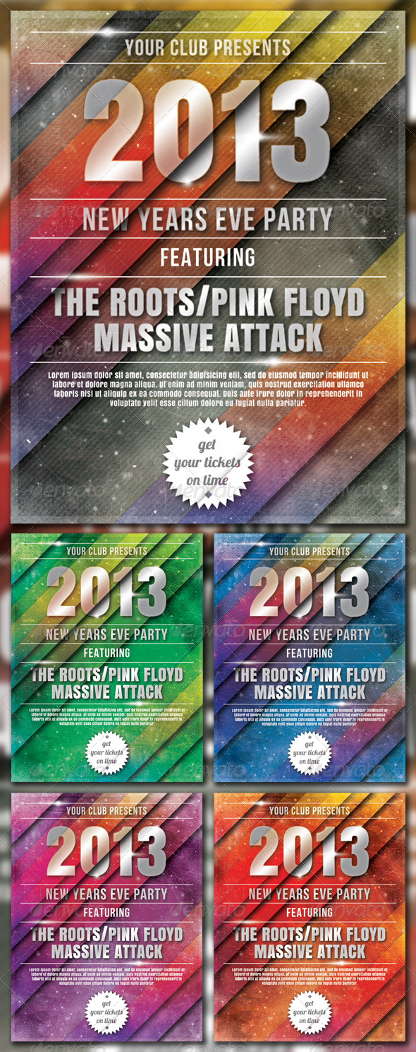 GraphicRiver 2013 3595827