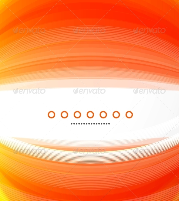 GraphicRiver Abstract Orange Background 3596793