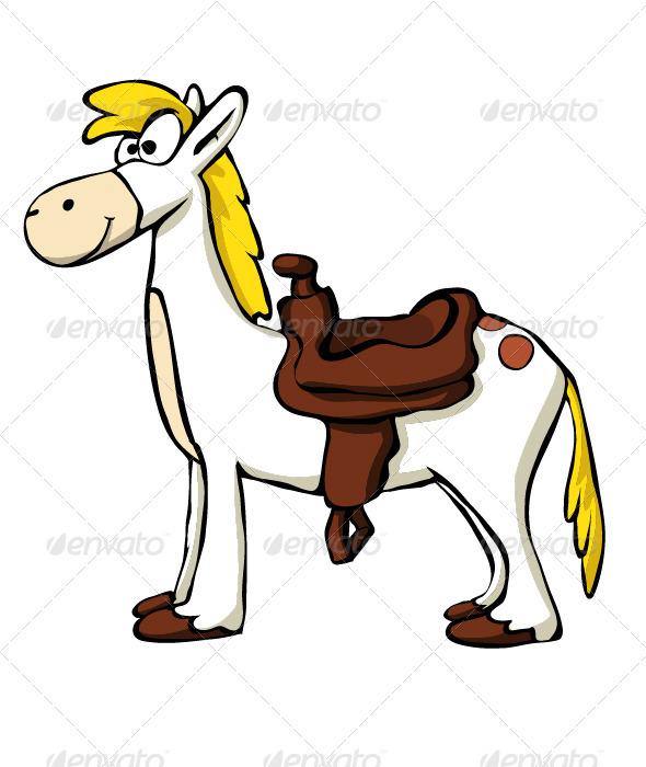 GraphicRiver Horse 3597892