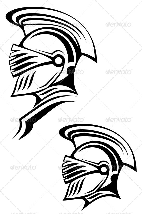 GraphicRiver Ancient Warrior 3600442