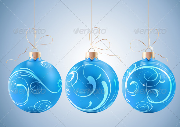 GraphicRiver Christmas Decorations 3601311
