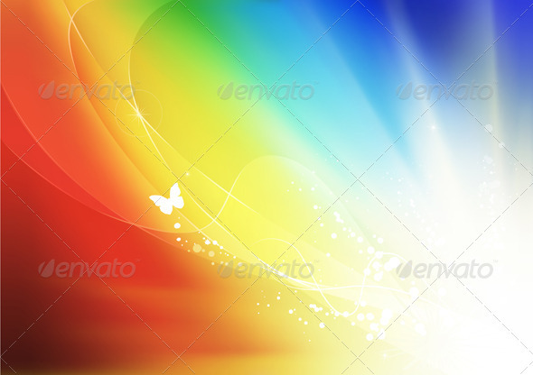 GraphicRiver Summer Abstract Background 3601493