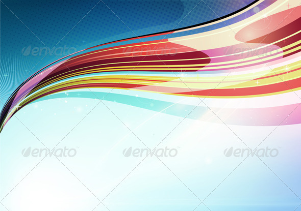 GraphicRiver Abstract Background 3601504