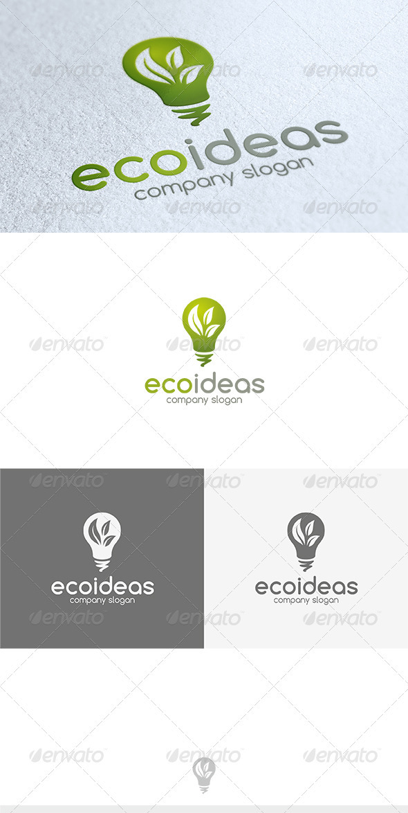 Eco Ideas Logo
