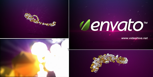 VideoHive Crystal Logo Reveal 3602929