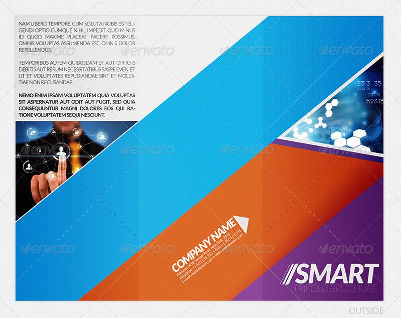 Smart TriFold Brochure