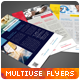 Multipurpose Corporate Flyers, Magazine Ads Vol. 9 - GraphicRiver Item for Sale