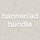 Web Banner/Ad Bundle #1 - GraphicRiver Item for Sale