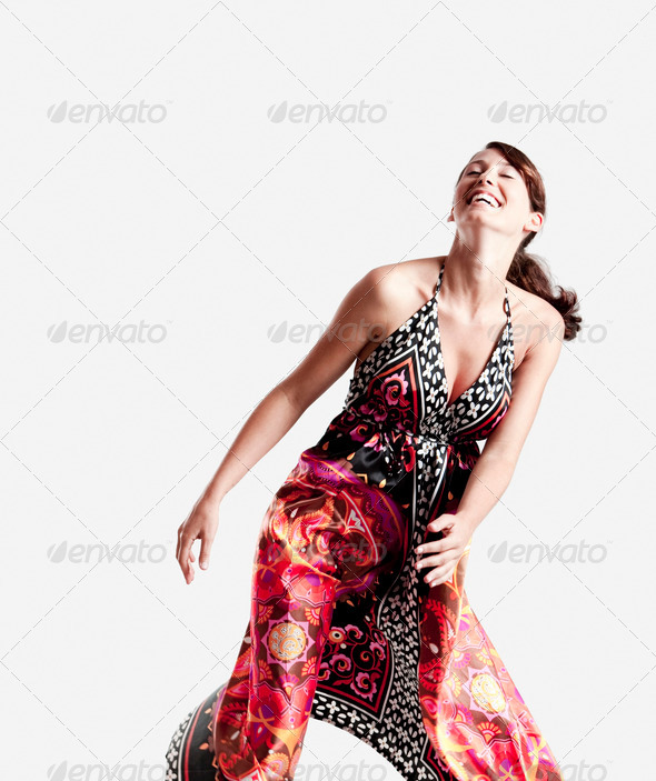 Fashion woman - Stock Photo - Images