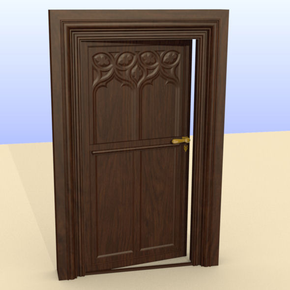 Door - 3DOcean Item for Sale