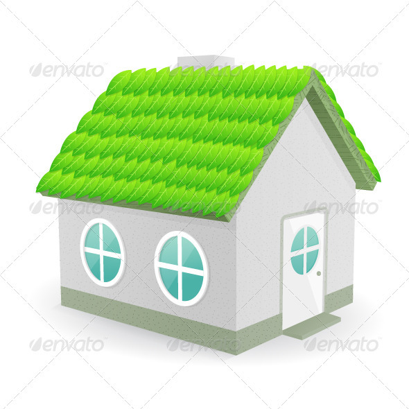 GraphicRiver Eco House 3607788