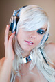 Sexy Blue Eyes DJ - PhotoDune Item for Sale