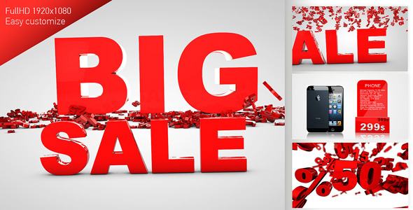 VideoHive Big Sale 3608143