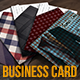 Business Card That Suits Your Suit - GraphicRiver Item for Sale