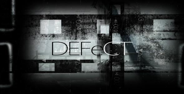 VideoHive Defect 3583434