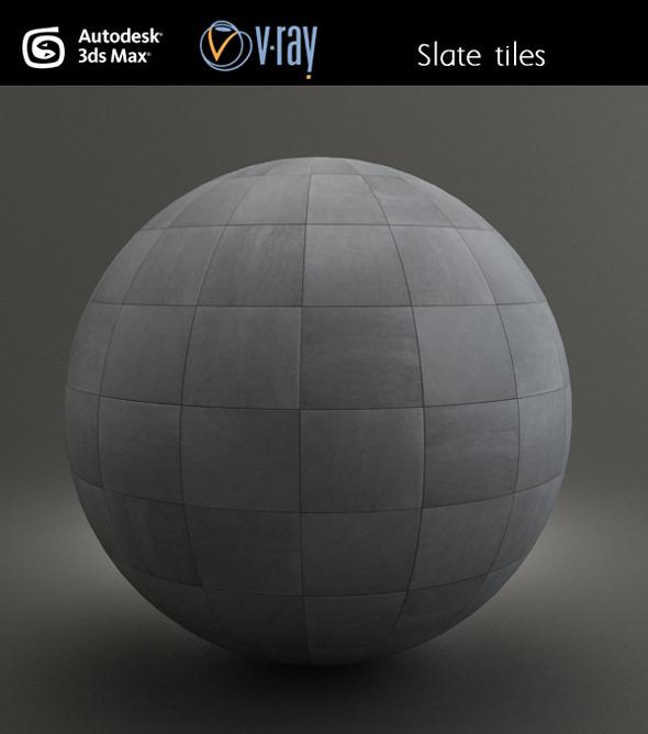 3DOcean Slate Tiles 3609815