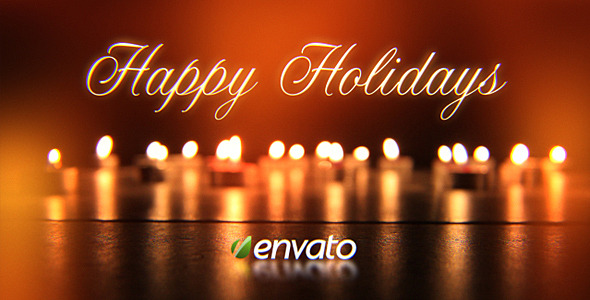 VideoHive Holiday Greetings 3610311