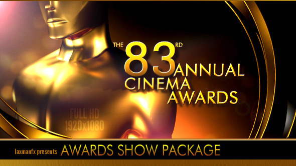 VideoHive Awards Show Package 3583265