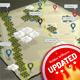 3D Google Map Mock-up - GraphicRiver Item for Sale