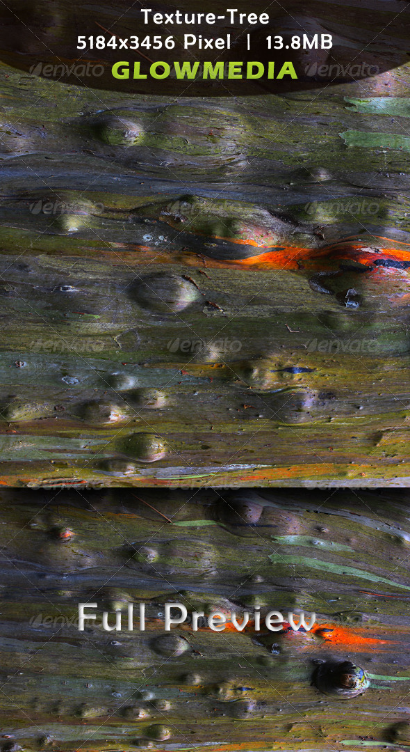 GraphicRiver Tree Texture 3614087