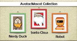 Avatar/Mascot Collection
