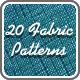 20 Fabric Seamless Patterns - GraphicRiver Item for Sale