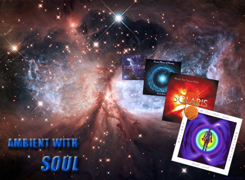 Ambient New Age Music with Soul
