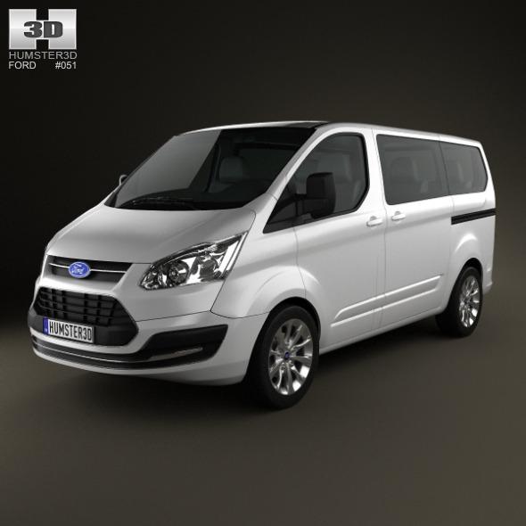 Ford Tourneo Custom SWB 2012