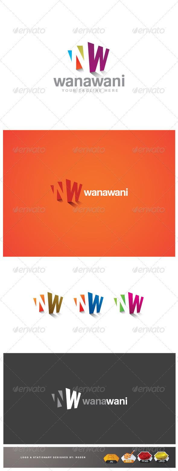 GraphicRiver W Logo 3615129