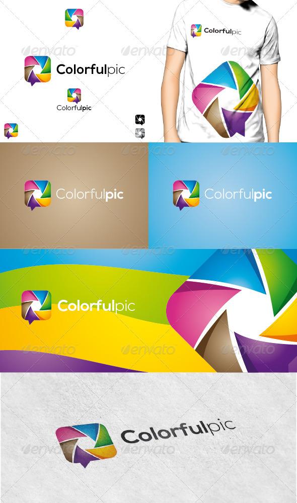 GraphicRiver Colorfulpic Logo 3615781