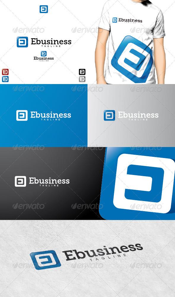 GraphicRiver Ebusiness Logo 3616319