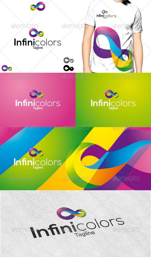 GraphicRiver Infinicolors Logo 3617602
