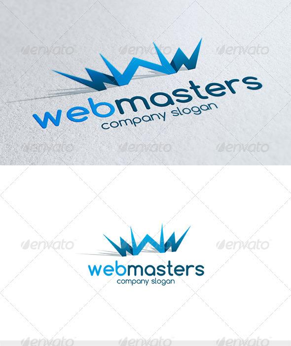 GraphicRiver Web Masters Logo 3618425