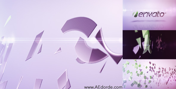 VideoHive Clean Logo Formation 3618702