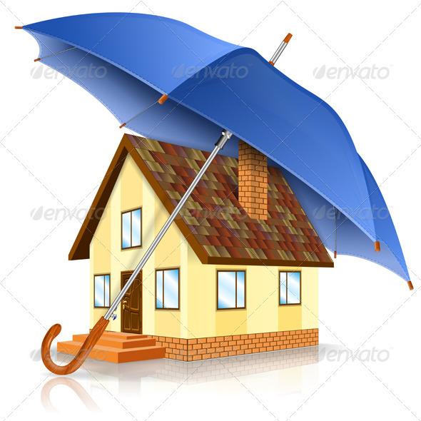 GraphicRiver Safe House Concept 3622137