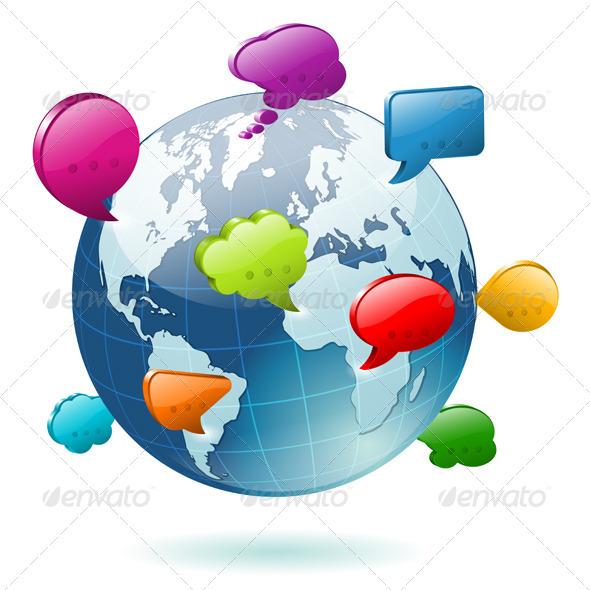 GraphicRiver Social Media Concept 3622147