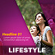 LifeStyle Template - VideoHive Item for Sale