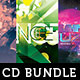 Promotional Arsenal CD Cover Artwork Bundle 17 - GraphicRiver Item for Sale