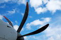 Propeller on airplane - PhotoDune Item for Sale