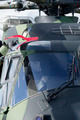 Closeup of the military helicopter cabin. - PhotoDune Item for Sale