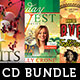 Promotional Arsenal CD Cover Artwork Bundle 19 - GraphicRiver Item for Sale