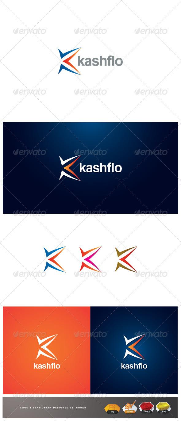 GraphicRiver K Logo 3626931