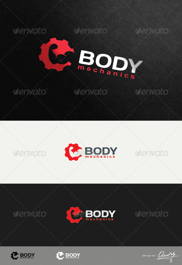 GraphicRiver Body Mechanics 2700689